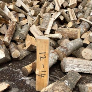 12-14 hardwood logs